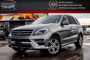 2014 Mercedes-Benz M-Class ML 350 BlueTEC|4Matic|Navi|Pano Sunro