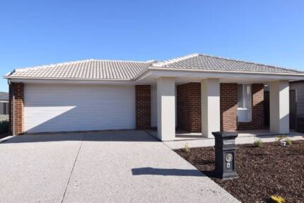 Brand new 4 bedroom home. Be the first!
