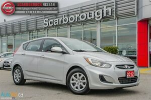 2012 Hyundai Accent GL-ACCIDENT FREE AND PRICED TO SELL!!!!