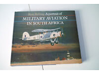 A portrait of Military Aviation In South Africa - Ron Belling ISBN 0-904597-59-8