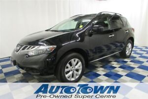 2012 Nissan Murano SL AWD/ACCIDENT FREE/LEATHER/REAR CAM/LOADED!