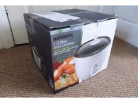 Nearly New Rice Cooker 1.8L
