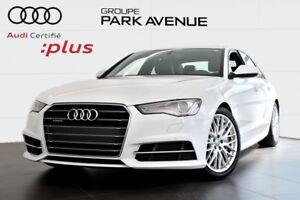 2017 Audi A6 3.0 TFSI PROGRESSIV S LINE+NAV+TOIT OUVRANT !