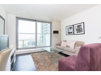 LUSH 1 BED - 25TH FLOOR - Pan Peninsula E14 - CANARY WHARF DOCKLANDS SOUTH QUAY LIMEHOUSE POPLAR