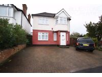 SM4-The Drive- Detached 3 bedroom 2 bathroom property- Off street parking for 3 cars&private garden