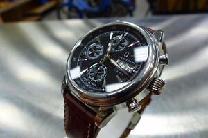 Superbe montre Automatique BULOVA Accutron  #F018839