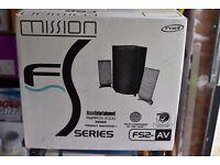 Mission FS2-AV Loudspeakers for home cinema