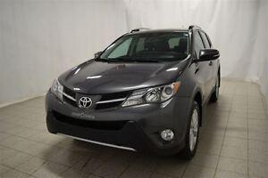 2013 Toyota RAV4 Limited, AWD, Toit Ouvrant, Roues en Alliage, C