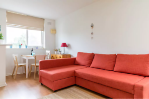 Elwood Bliss - Furnished 1BD apartment