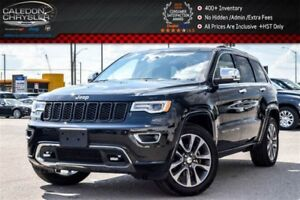 2017 Jeep Grand Cherokee Overland|4x4|Navi|Pano Sunroof|Backup C