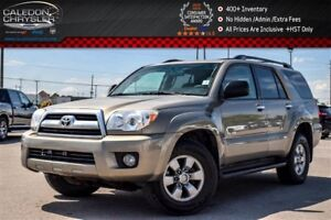 2007 Toyota 4Runner SR5|4x4|Pwr windows|Pwr Locks|Keyless Entry|