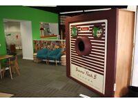 """Fantastic designated desk space in DeskLodge Hemel Hempstead"""