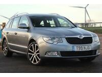 Skoda Superb 4X4 Dieslel DSG Automatic Estate
