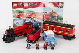 Lego 4841 Hogwarts Express (3rd edition)
