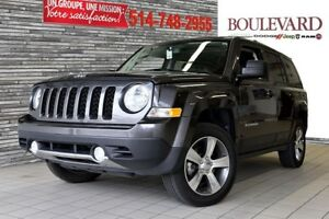 2017 Jeep Patriot HIGH ALTITUDE VUS CUIR ECRAN TOIT 4X4