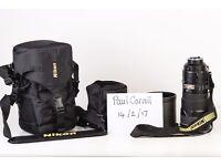 Nikon AF-S 300mm f/2.8G ED VR
