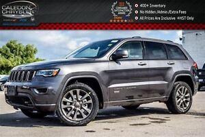 2017 Jeep Grand Cherokee New Car Limited 75th Anniversary Editio