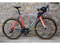 COST £5500+. 2016 SPECIALIZED S-WORKS TARMAC DURA-ACE CARBON ROAD BIKE. ONLY 6.75KG. PRO SUPERBIKE