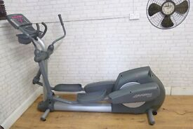 Life Fitness X9i Elliptical Cross Trainer CAN DELIVER COMMERCIAL GYM EQUIPMENT HAS BEEN SERVICED