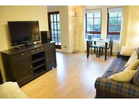 Recently Refurbished 4 Double Bedroom Garden Flat - Stockbridge, West End, Comely Bank