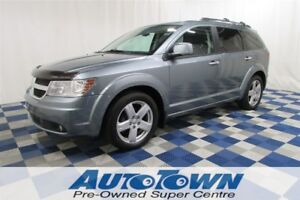 2010 Dodge Journey R/T AWD/LOW KMS/LEATHER/HTD SEATS