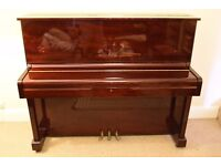Reid-Sohn upright piano | with adjustable stool | excellent condition