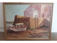 Mary Hill Ebbing Tide art print picture oil