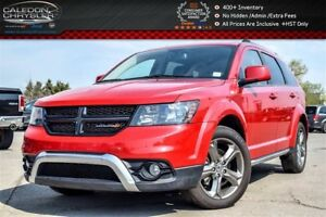 2017 Dodge Journey Crossroad|7 Seater|Navi|Sunroof|DVD|Backup Ca