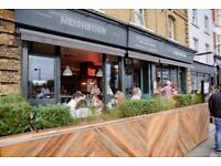 Neighbour in Kentish Town is seeking a Chef de Partie to join the team