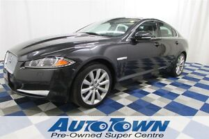 2013 Jaguar XF SUPER CHARGED/AWD/CLEAN HISTORY/LEATHER INTERIOR/