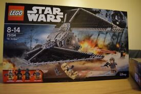 2 X Lego Star Wars sets, 75154 and 75149
