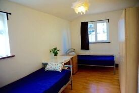Lovely Twin room To-Let asap. 2 weeks deposit. No extra fee!