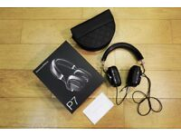 Bowers & Wilkins P7 Wired Headband Headphones - Black