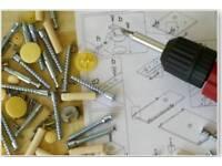 Wardrobe flatpack furniture assembly service