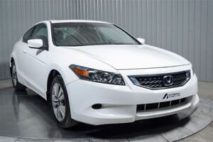 2010 Honda Coupe Accord EX-L COUPE  TOIT CUIR
