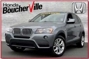 2013 BMW X3 xDrive28i AWD Cuir Bluetooth