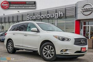 2015 Infiniti QX60 ACCIDENT FREE-LOW KM'S-WELL EQUIPPED!!!