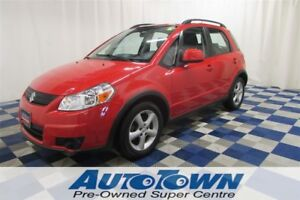 2009 Suzuki SX4 JX AWD/ACCIDENT FREE/LOW KM!!