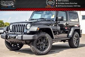 2016 Jeep Wrangler New Willys Wheeler|4x4|Dual Top|Bluetooth|Per