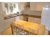 ! Stunning and large 4 bedroom house minutes away from Clapham South Station !