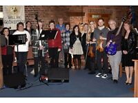 Wanted Christian musicians and Singers for Church Band. Mapperley Nottingham