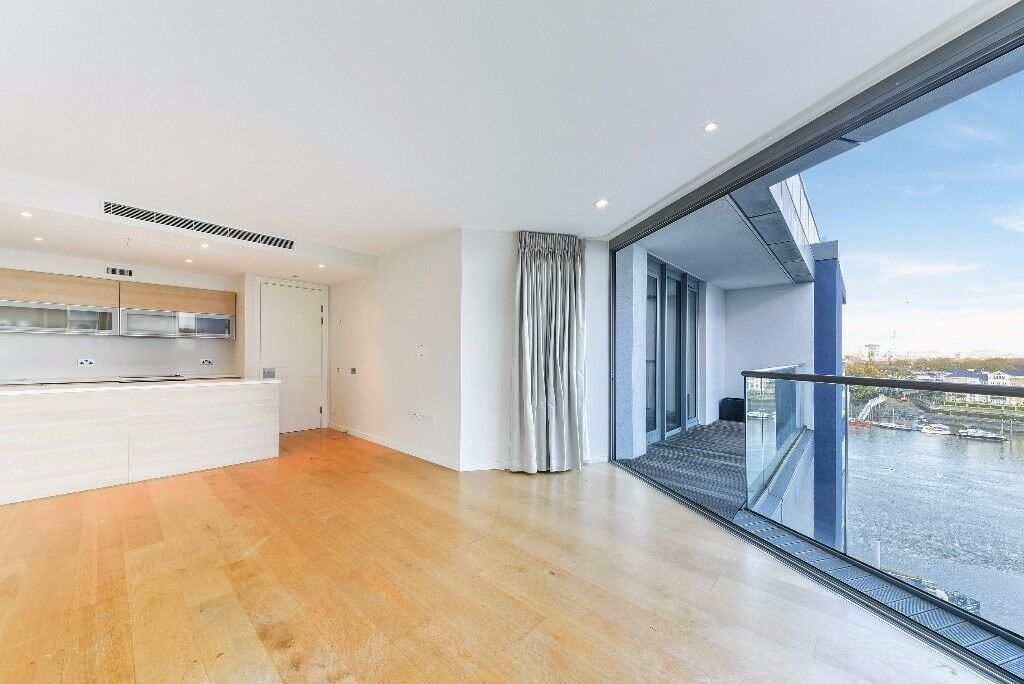 ***Modern 2 bed 2 bath apartment by Wandsworth Riverside Quarters- Call to arrange your viewing ***