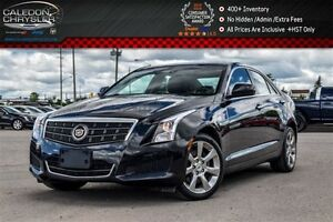 2014 Cadillac ATS AWD|Backup Cam|Bluetooth|Leather|Heated Front