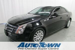 2011 Cadillac CTS 3.0L BEST PRICE ON CTS IN MB - LTHR/PANO/CLN H