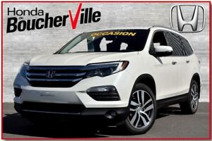 2016 Honda Pilot Touring AWD Cuir Camera Navigation Bluetooth
