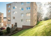 1 bedroom apartment, Mount Florida, South Glasgow. Bright, spacious funky in quiet local.