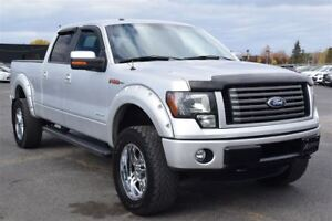 2011 Ford F-150 FX4 CREW 4X4 ECOBOOST