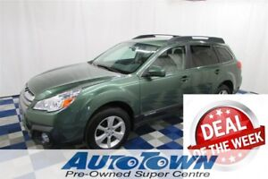 2013 Subaru Outback 2.5i Touring/AWD/CLEAN HISTORY/USB OUTLET