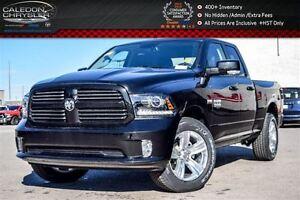 2017 Ram 1500 New Truck Sport|4x4|Backup Cam|Pwr windows|Pwr Loc