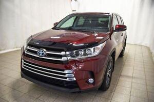 2017 Toyota Highlander Hybride, XLE AWD, Cuir, Gr. Electrique, T